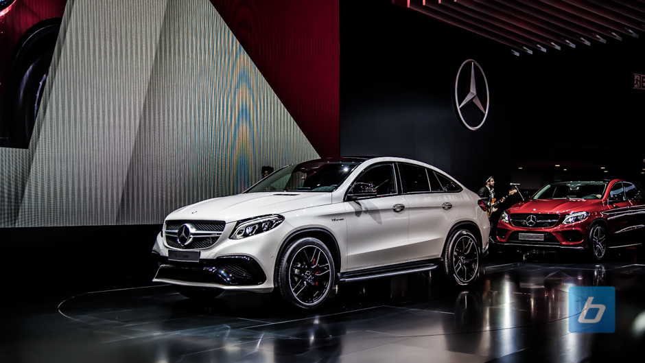 2016 Mercedes Gle Coupe 450 63 Amg Naias 3