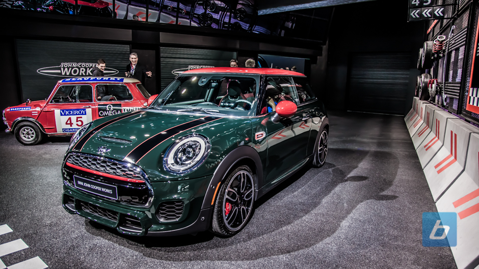 The 2016 Mini Jcw Is Here But You Already Knew That