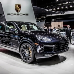 Porsche Gives 2016 Cayenne Turbo S Small Spec Bump