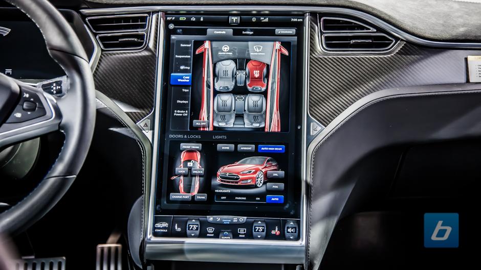 2016 Tesla 39 s Model 85D