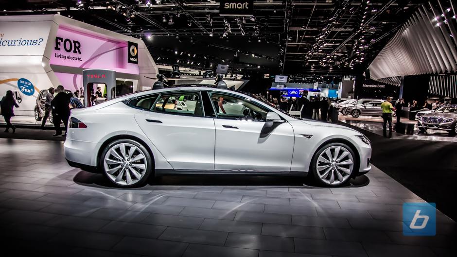 2016 Tesla Model S P85d 85d Naias 4