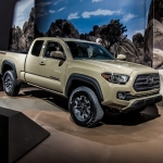 The all new 2016 Toyota Tacoma