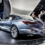 Buick Previews The Future With Avenir Concept