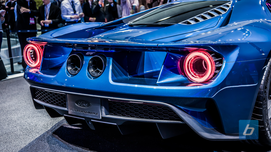 Back to Post - A Closer Look at the Ford GT