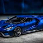 All-New Ford GT Makes Its Highly Anticipated Debut
