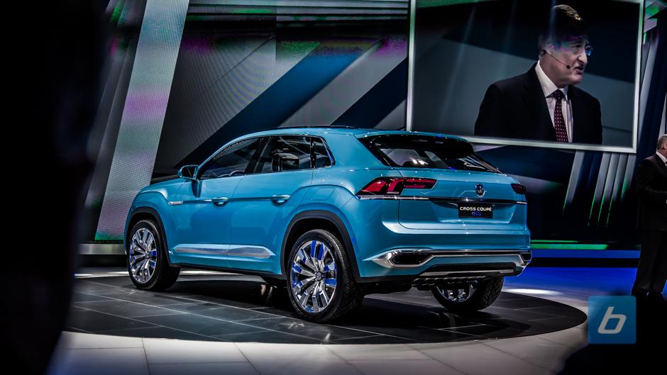 Vw Cross Coupe Gte Concept Naias 7