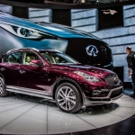 Infiniti QX50 Gets Facelifted In New York