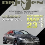 Driven Returns For Its 10th Calgary Car Show