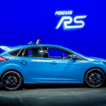 Ford Focus RS at the New York International Auto Show