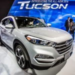 All New 2016 Hyundai Tucson Crossover Revealed