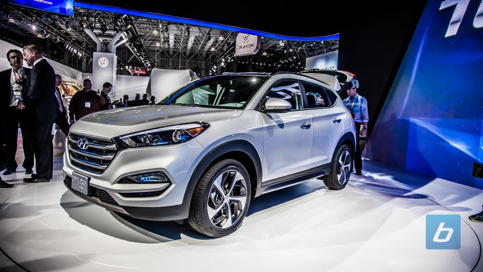2016 Hyundai Tucson Nyias 9