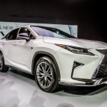 The All-New Lexus 2016 RX Arrives in New York