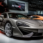 New York: The Almost Affordable McLaren 570S Coupé