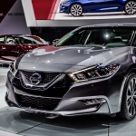 2016 Nissan Maxima World Debut In New York