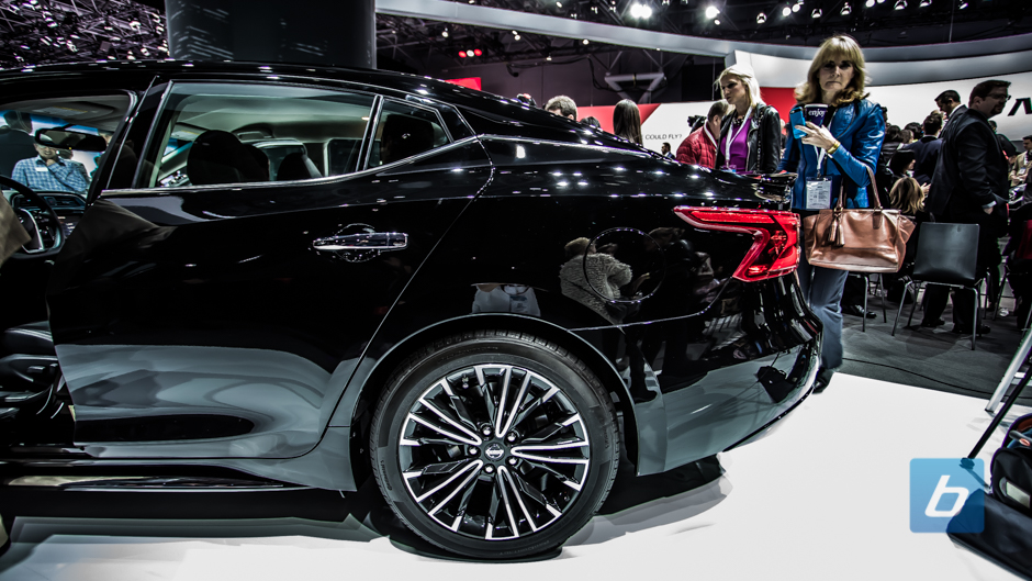 Back to Post - 2016 Nissan Maxima World Debut In New York