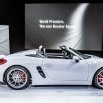 Porsche Introduces a Convertible of a Convertible