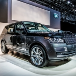 Flagship Range Rover SVAutobiography Debuts in NYC