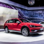 Volkswagen Golf Sportwagen AllTrack Coming to North America