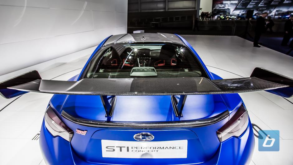 ... to Post - Subaru finally bringing a BRZ STI? Subaru BRZ STI Concept