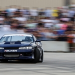 Formula Drift Canada Demo at Driven 2015 Winnipeg