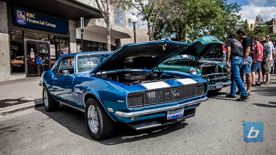 Kamloops Car Show