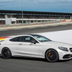 Mercedes-AMG unveils the all new C63S Coupe