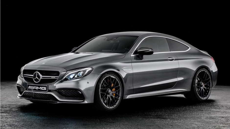 mercedes amg unveils the all new c63s coupe. Black Bedroom Furniture Sets. Home Design Ideas