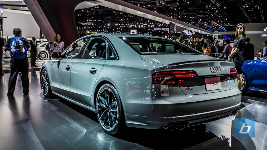 Back to Post - Audi S8 Plus, RS7 Performance and New R8 in LA