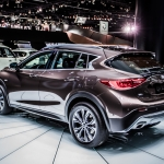 Meet The All-New Infiniti QX30 Crossover