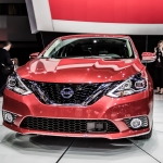 Nissan Refreshes the Sentra in Los Angeles