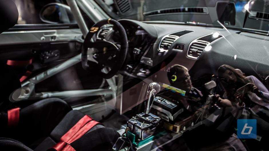 2016 Porsche Cayman Gt4 Clubsport 9