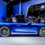 Porsche Makes a Big Deal Over AWD, 911 Targa 4