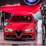 The All-New Alfa Romeo 2017 Giulia Quadrifoglio