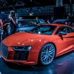 Audi S8 Plus, RS7 Performance and New R8 in LA