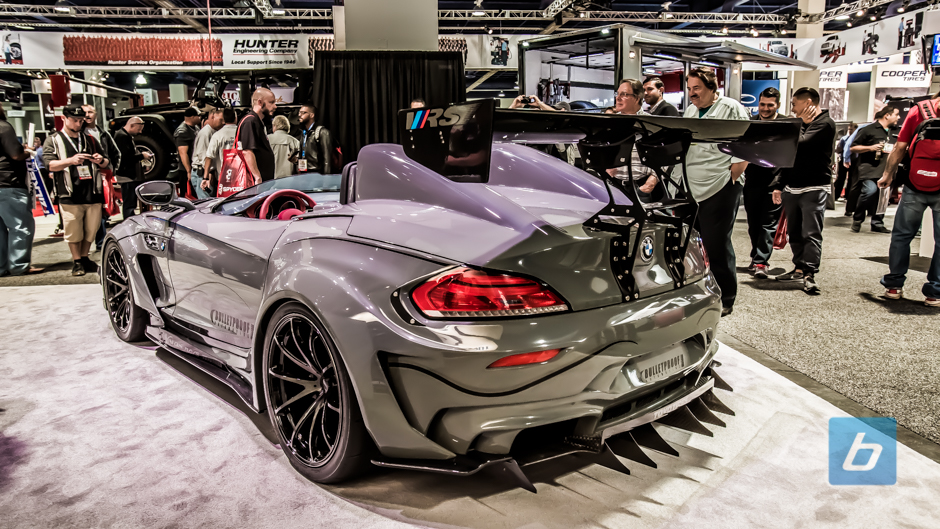 Bmw Group Sema 2015 24