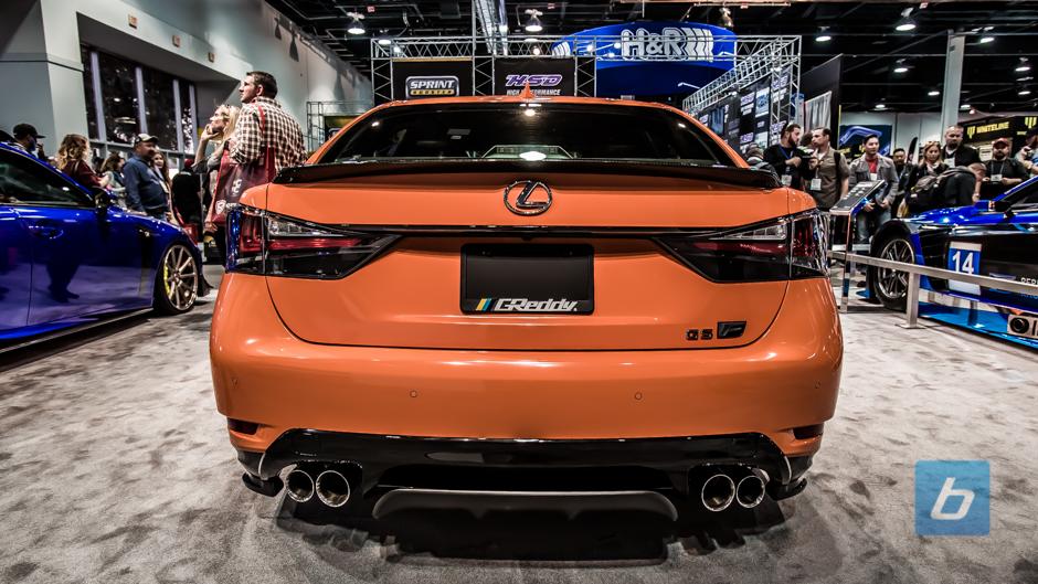 Lexus Hyundai Sema 2015 28