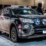 Toyota Mixes It Up At SEMA 2015