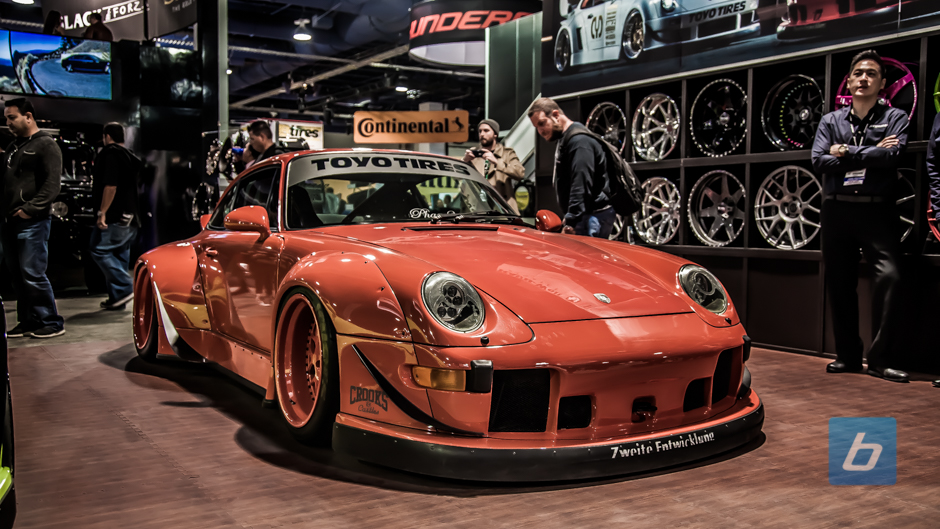Rauh Welt Begriff Takes Over Sema 2015