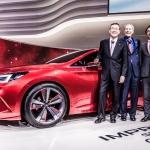 Subaru Unveils Another Impreza Concept