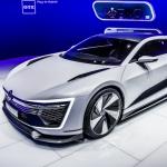 Concept Volkswagen Golf GTE Sport