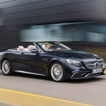 Mercedes-AMG S65 Goes Topless
