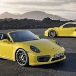 Porsche Announces the New 911 Turbo