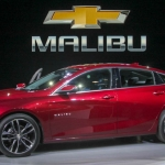 Pricing Announced For 2016 Chevrolet Malibu Hybrid