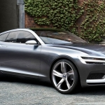 Volvo's C90 Coupe in Sight