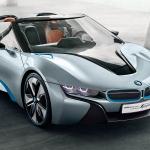 BMW i8 Spyder Concept to Debut at CES