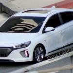 Hyundai Ioniq Spotted