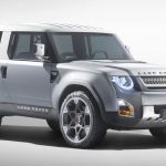 New Defender to Debut in 2018