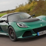Lotus Exige Sport 350 Gets Lighter