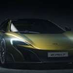 McLaren Announces Limited Production 675LT Spider