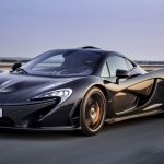 Curtain Call for McLaren P1 Production